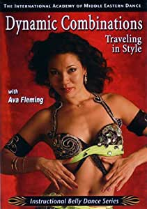 Learn Dynamic Combinations with Ava Fleming - Belly Dance Instructional DVD