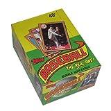 1987 Topps Baseball Unopened Box