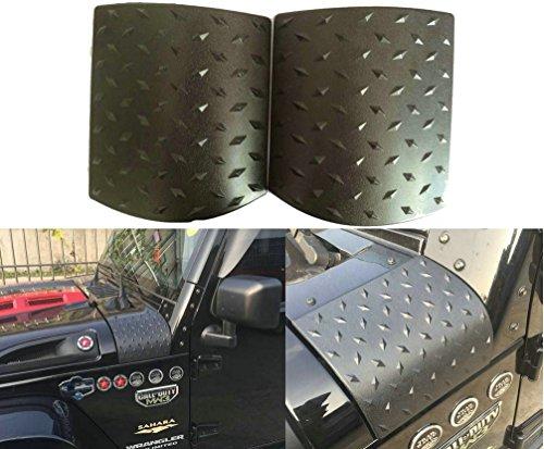sunluway-2015-latest-durable-black-cowl-body-armor-pair-for-jeep-wrangler-rubicon-sahara-jk-unlimite