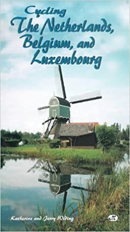 Cycling the Netherlands and Luxembourg Belgium