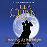 Dancing at Midnight: Library Edition (Avon Historical Romance)