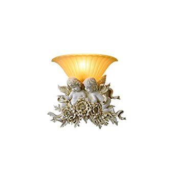 Chevet Créative Luminaire Européenne De Lampe Gemini Ange 7fyb6Ygv