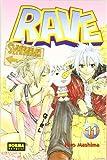 Rave Master 11 (Spanish Edition)