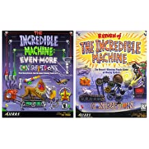 Return Of The Incredible Machine / Even More Incredible Machines (Jewel Case)