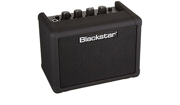 Amplificador combo para guitarra Blackstar FLY 3 BLUETOOTH: Amazon.es: Instrumentos musicales