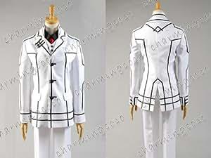 Vampire Knight Night Cosplay Costume Class Boy Kaname Suit Uniform (Male L)