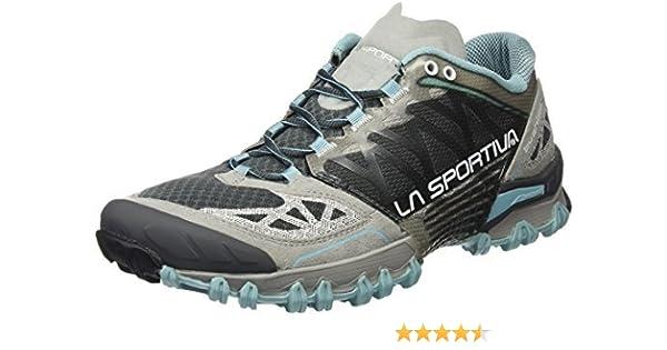 La Sportiva Bushido Trail - Zapatillas de Running para Mujer, 37.5 ...