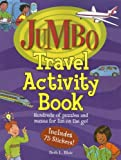 Jumbo Travel Activity Book, Beth L. Blair, 1598690477