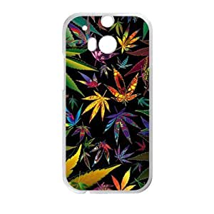 Canting_Good Marijuana Custom Case for HTC One M8 (Laser Technology) IP-19-LX