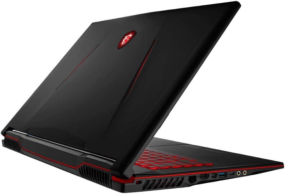 "MSI GL Series 17.3"" 60 Hz Intel Core i7 9th Gen 9750H 2.60 GHz NVIDIA GeForce GTX 1050 Ti 8 GB Memory 256 GB NVMe SSD Windows 10 Home 64-bit Gaming Laptop Model GL73 9RCX-029"