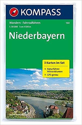 3 Wanderkarten 1:50000 im Set inklusive Karte zur offline ... Bayerischer Wald Sonstige