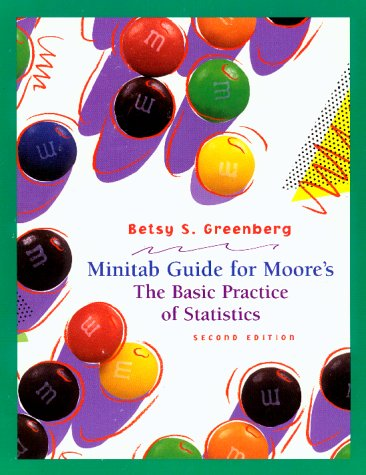 Minitab Guide for Moore's - The Basic Practice of Statistics