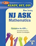 NJ Ask - Mathematics, Grade 5, Joy Wickersham and Ann Konzelmann, 0738610194