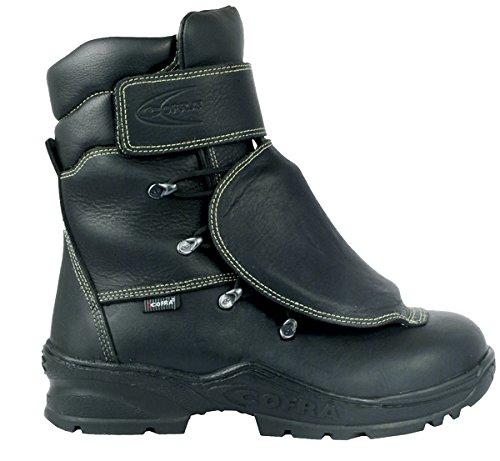 Cofra NEW Foundry par de zapatos de seguridad talla 41NEGRO