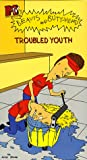 Beavis & Butthead: Troubled Youth [VHS]