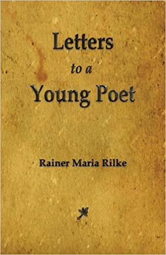 Letters to a Young Poet Amazon Rainer Maria Rilke