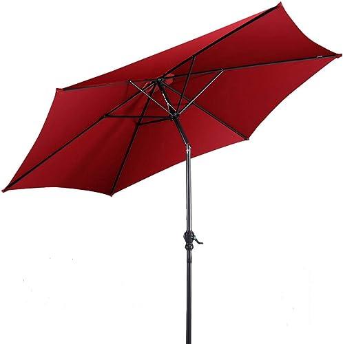 Giantex 9ft Patio Umbrella Outdoor