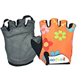 Best Bicycle Gloves - iwish Kid's Sports outdoor Glove Bike bicycle half-finger Review