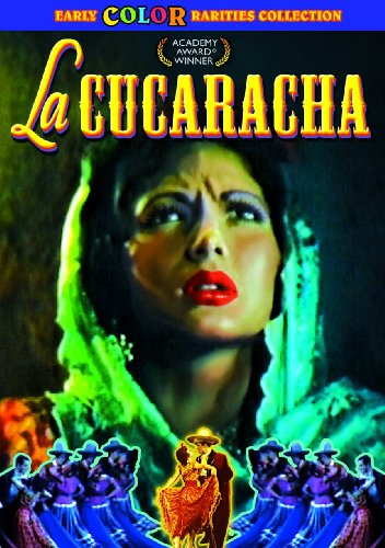 Price comparison product image La Cucaracha DVD (1934) Oscar Nominated