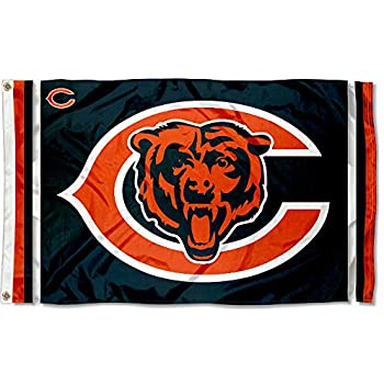 WinCraft Chicago Bears Logos Fla...
