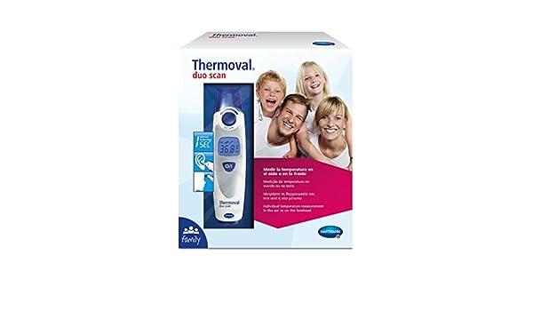 Thermoval baby sense termómetro infrarrojos a distancia: Amazon.es: Salud y cuidado personal