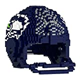 NFL Seattle Seahawks 3D Brxlz - Large Helmet, Blue, One Size
