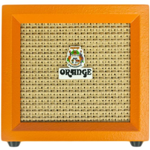 Orange E-Gitarrenverstärker Micro Crush Orange