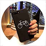 Cute Love Heart Print Back Cover for iPhone X 7 6 6S Plus 5 5S SE Phone Case Hard PC Cases Coque for iPhone 8 8 Plus,Style 9,for iPhone 5 5S SE