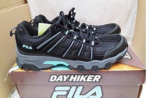 Noir Pour Fila Menthe Gris 38 5 5 Marche Hiker Bottes Daim En Chaussures Eu De Uk Femmes Day 5 4vwqCx1X