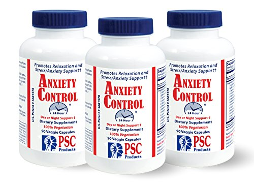 - Anxiety Control® 24 (3 Pack)