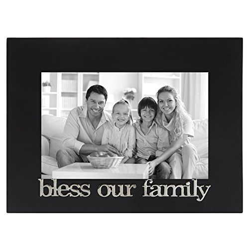 Bless Family Picture Frame Glass