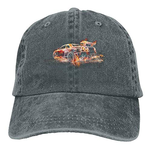 Hats Fire Hat Car Cap Cowboy for Women Cowgirl Skull Men Denim Sport 8qqda