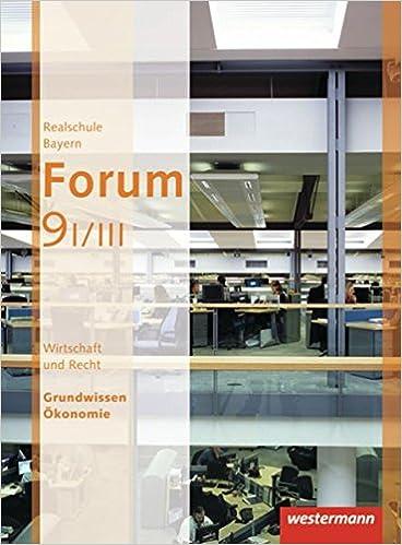 Forum 9 I/III – Wirtschaft und Recht