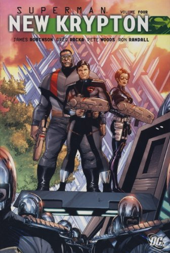 Download Superman: New Krypton v. 4 PDF