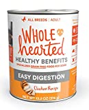 WholeHearted Easy Digestion Chicken Recipe Wet Dog Food, 13.2 oz, Case of 12, 12 X 13.2 OZ Review
