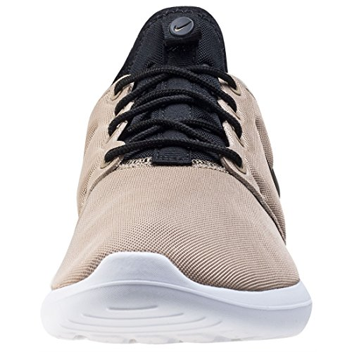 Nike–roshe Two–Sneakers Mujer, Grün (Khaki/black/black/white)