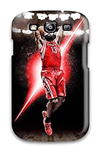 Andrew Cardin's Shop houston rockets basketball nba (68) NBA Sports & Colleges colorful Samsung Galaxy S3 cases 4629972K834383268
