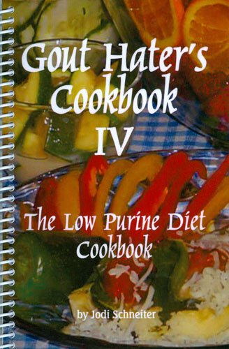 Gout Haters Cookbook Jodi Hockinson product image