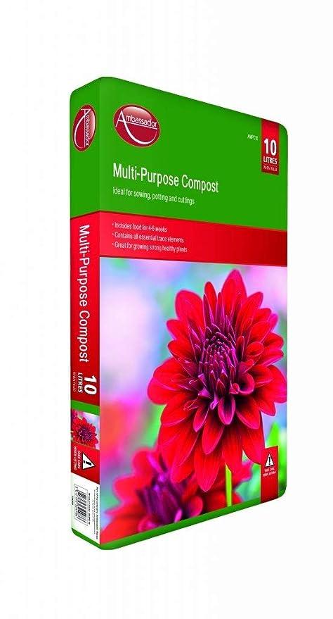 Ambassador Multi-Purpose Compost 10L - AMPC10