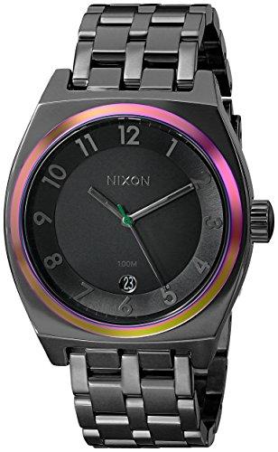 Nixon Women's A3251698 Monopoly Watch