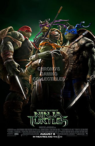 ninja turtle artwork - 3