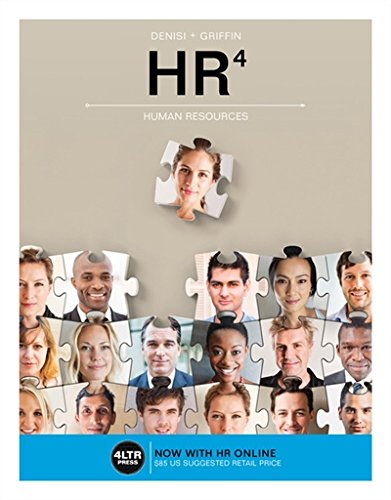 1337116386 - HR  (with HR Online, 1 term (6 months) Printed Access Card) (New, Engaging Titles from 4LTR Press)