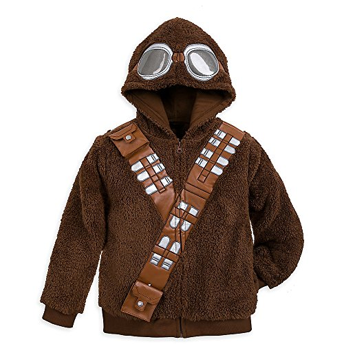 Star Wars Chewbacca Costume Fleece Hoodie for Boys - Solo: A Story Size -