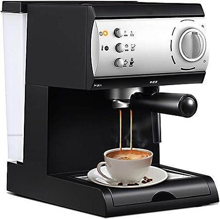 cafetera Home Office Cafetera semiautomática Espresso Steam Milk Frother 20bar: Amazon.es: Hogar