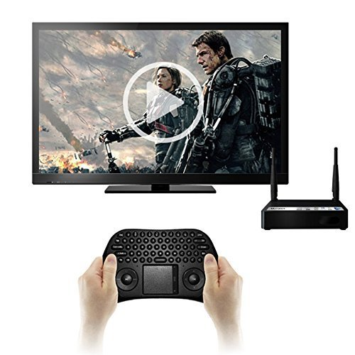 UEB Measy GP800 USB Wireless Touchpad Keyboard Android PC Smart TV