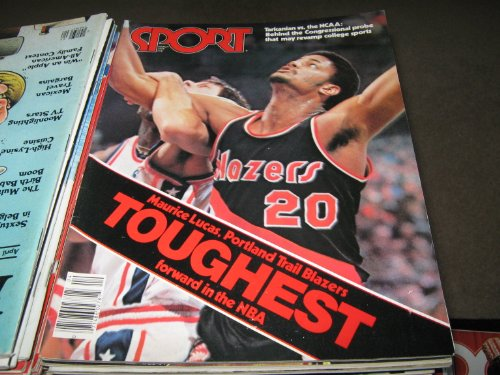 Sport Magazine (Maurice Lucas , Portland Trail Blazers , Tarkanian vs the NCAA, March - 1978 Illustrated Sports Cover