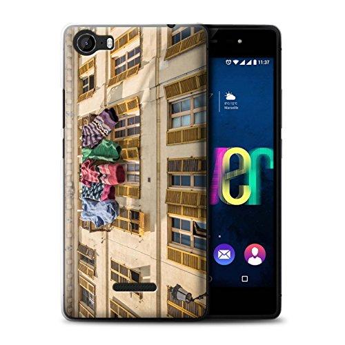 Fever Socks - STUFF4 Phone Case / Cover for Wiko Fever 4G / Nice Socks Design / Imagine It Collection