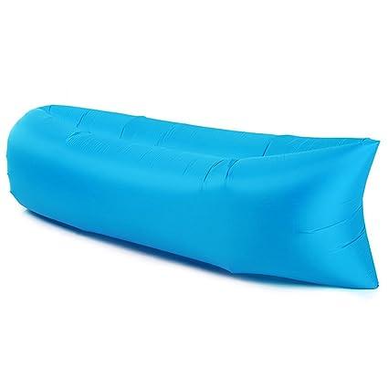 El ocioso inflable impermeable con lleva el flotador de la piscina de la cama de sofá
