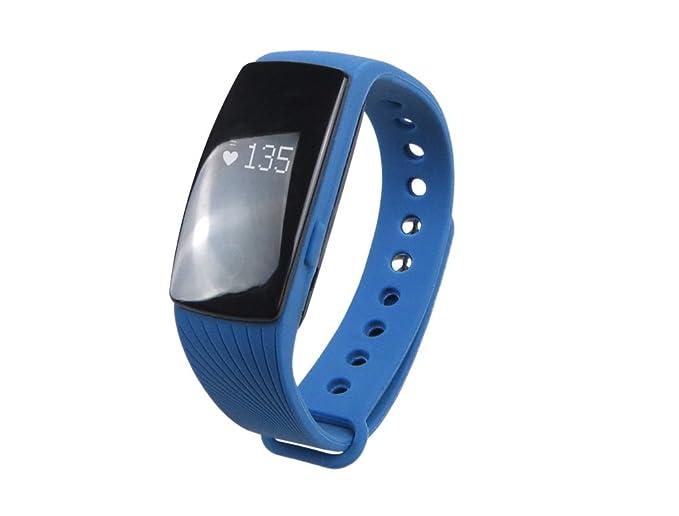 koogogo id107 Bluetooth 4.0 Smart pulsera inteligente banda ...