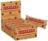 Larabar Gluten Free Bar, Peanut Butter Chocolate Chip, 1.6 oz Bars (16 Count)